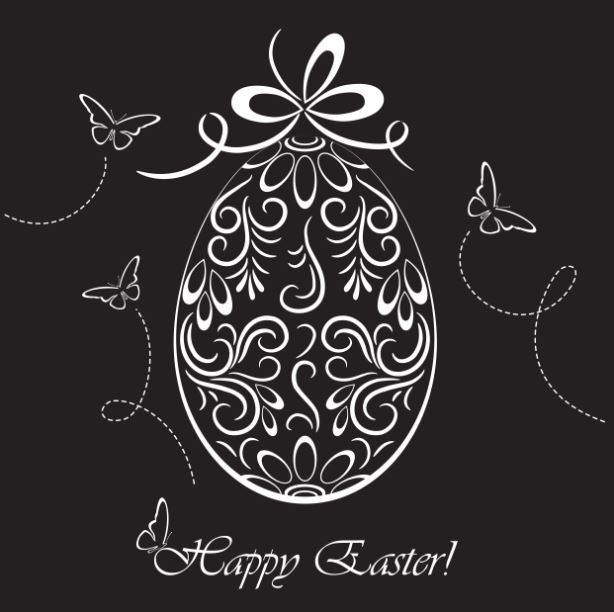 happy-easter-black